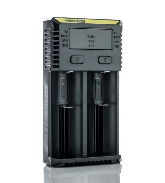 Nitecore Intellicharger New I2 Bay Charger